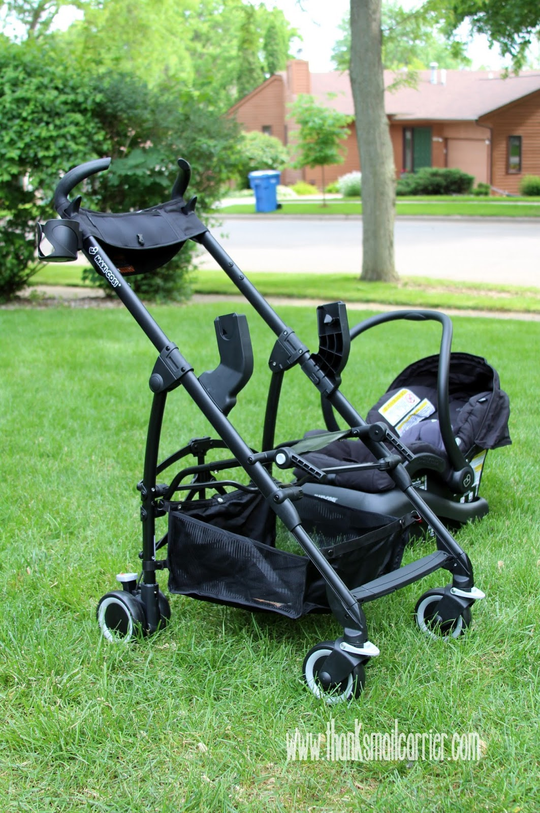 Thanks, Mail Carrier | The Perfect Baby Duo: Maxi-Cosi Mico Nxt ...