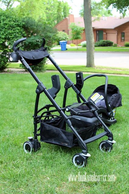 Maxi-Cosi stroller frame