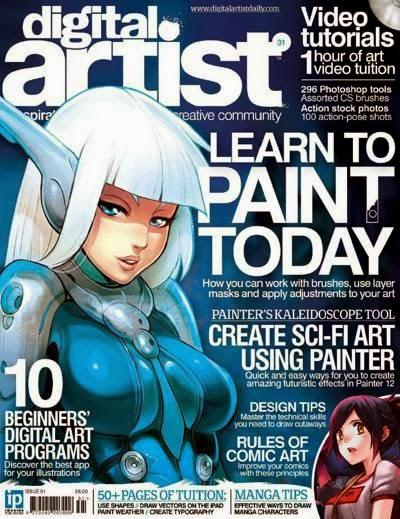 Digital Artist Magazine 2012 - Issue 31