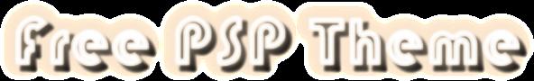 Free PSP Theme