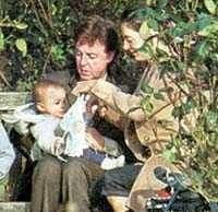 Happy 15th Birthday To Arthur Alistair Mccartney Donald Pauls Eldest Grandson