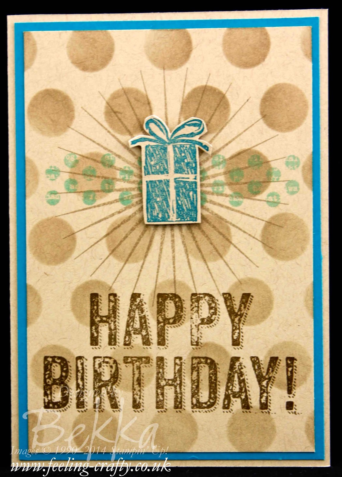 Kinda Eclectic Birthday Surprise - check out this blog for lots of great ideas