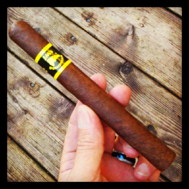 JM's Dominican Churchill