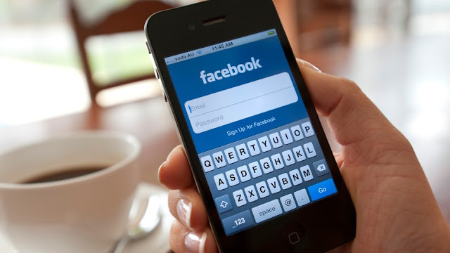 A app do Facebook está a drenar bateria do seu iPhone