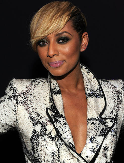 Keri Hilson Short Haircuts 7