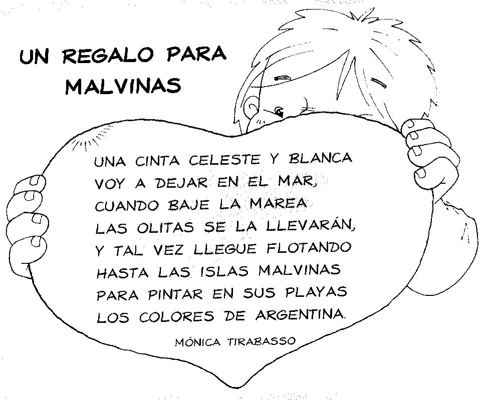 Mis Pasitos por Primero ...: LAS MALVINAS ... ¡ARGENTINAS!