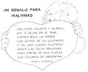 *Escuchar la canción Un regalo para Malvinas (haciendo click en el enlace . malvinas