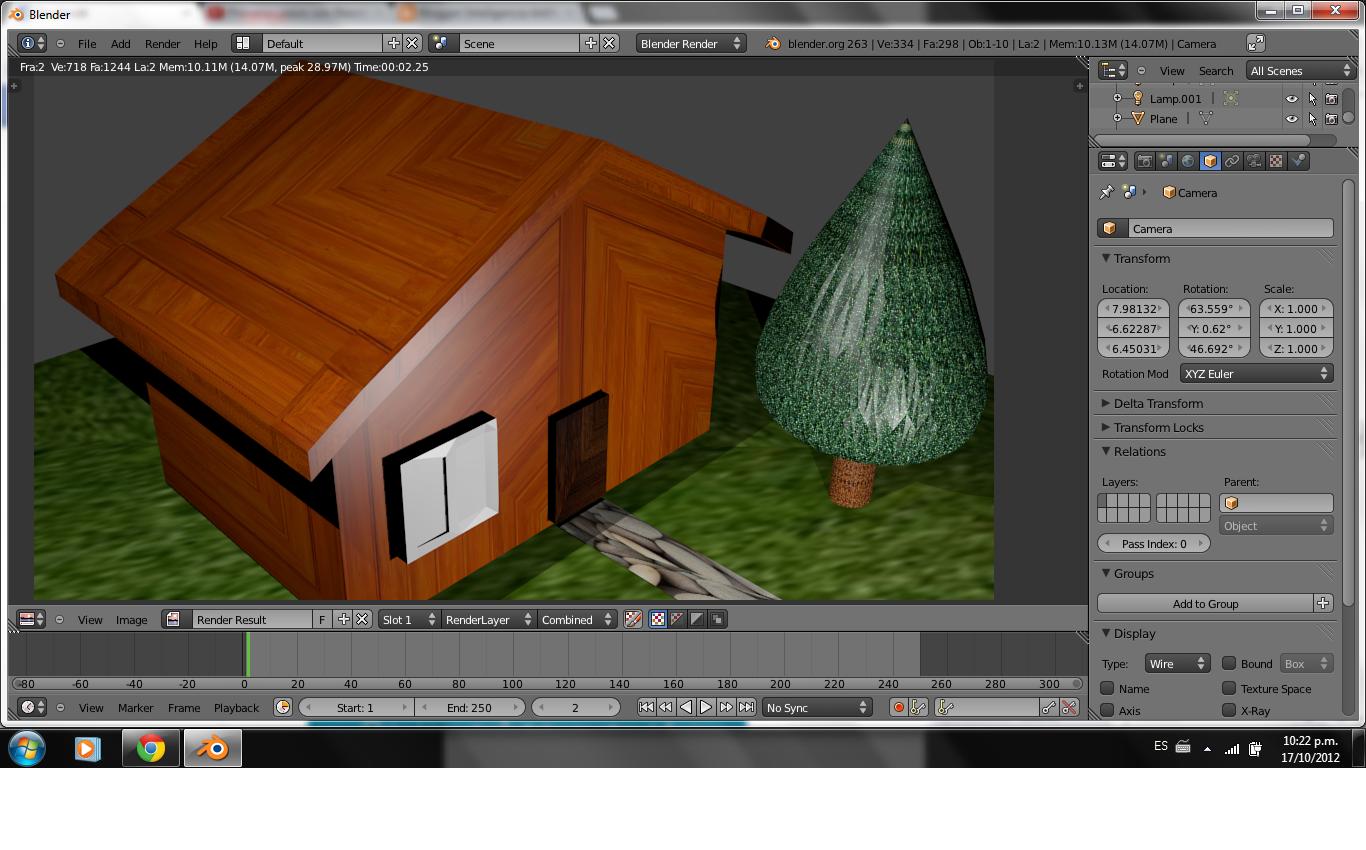 Modelado tridimensional de objetos inteligencia artificial for Programa para crear casas en 3d