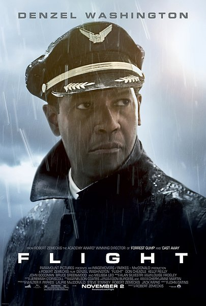 flight, denzel washington