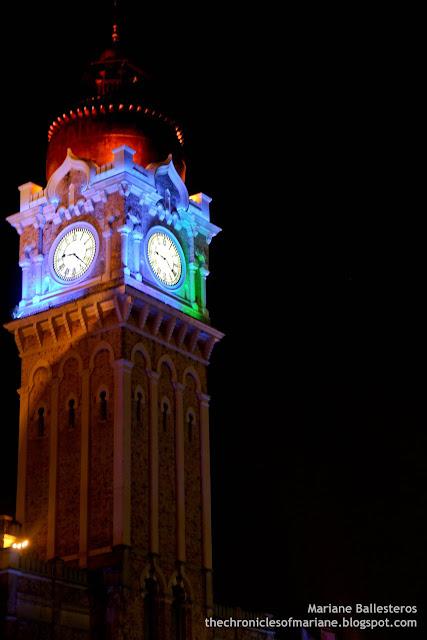 clock tower kuala lumpur