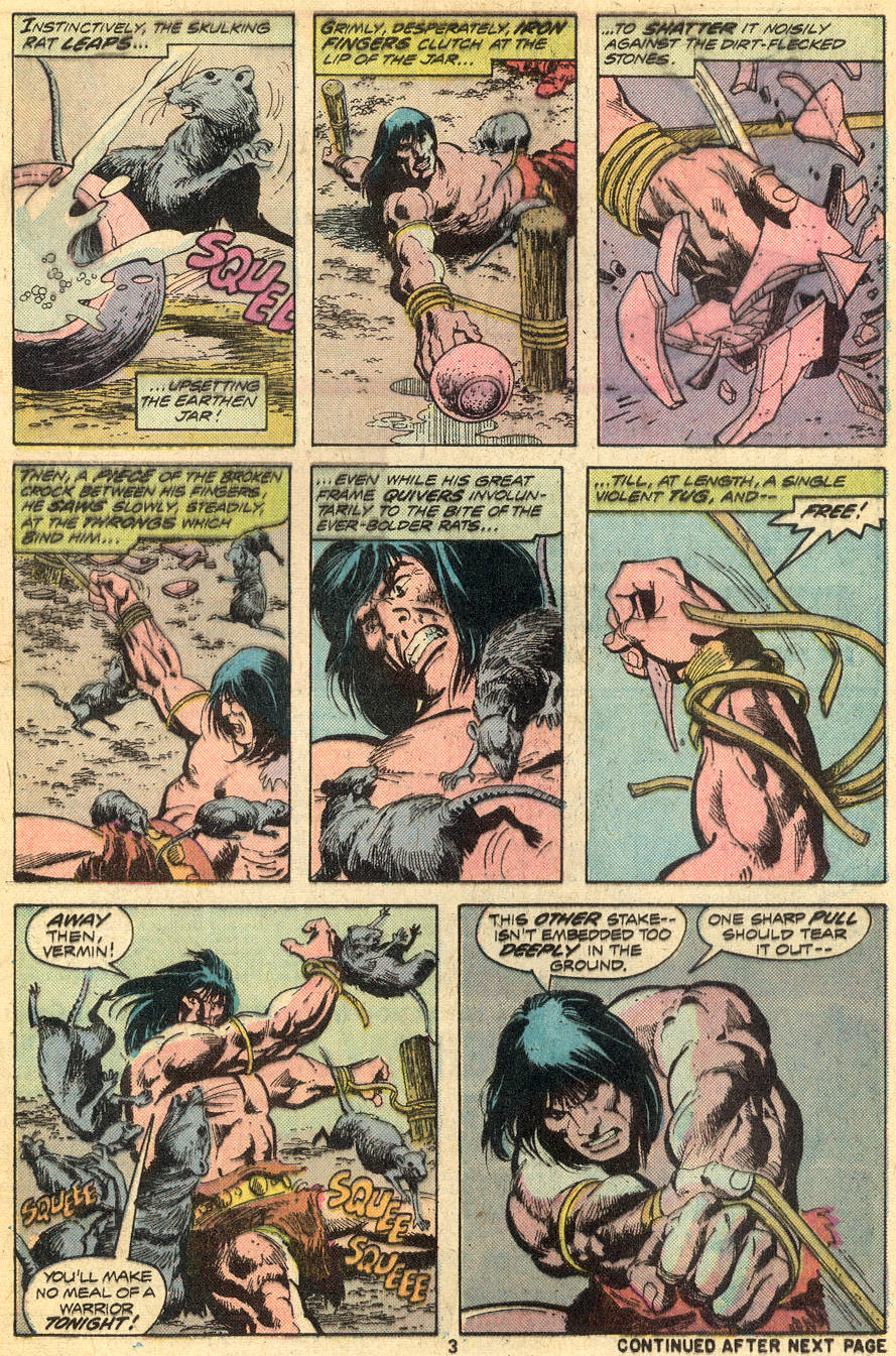 Conan the Barbarian (1970) Issue #49 #61 - English 4
