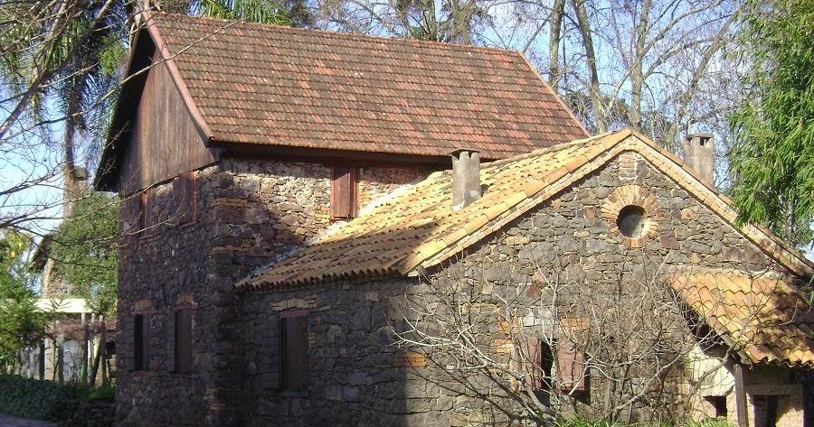 Museu Ambiência Casa de Pedra, em Caxias