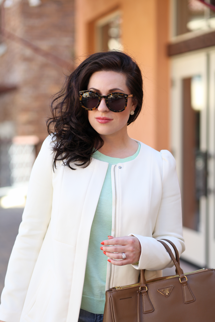 white-coat-h&m-spring-outfit-ideas-king-and-kind-blog-karen-walker-sunglasses