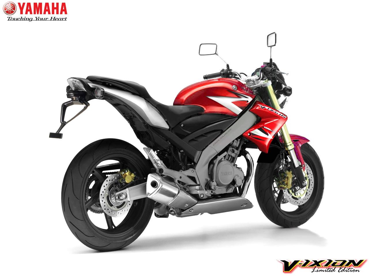 Rumor The Next Yamaha Vixion title=