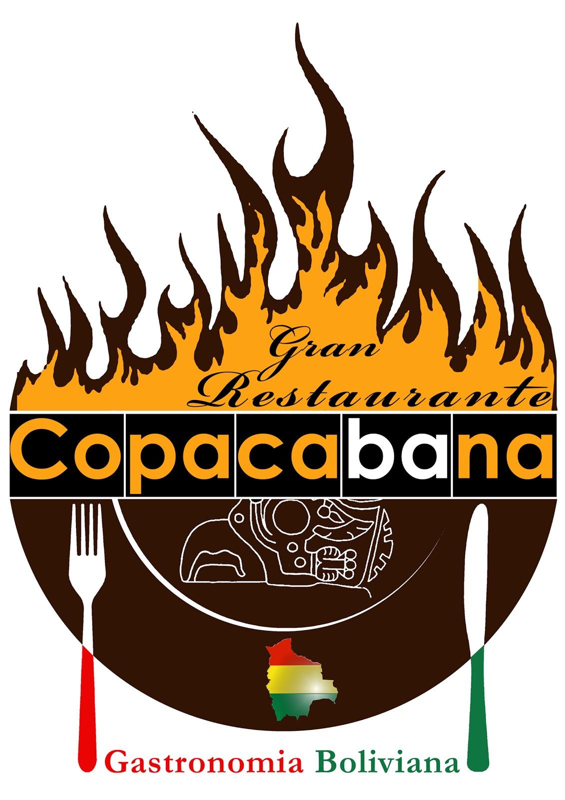 """Logo para restaurante """"Gran Copacabana"""""""
