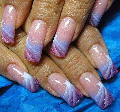 Nail Art Con Farfalla Scopri Tante Idee besides Watch further Afro decal moreover Long French Tip Toenails Design For Summer 2015 likewise Mis Disenos En Las Unas De Diana. on nail art design at home