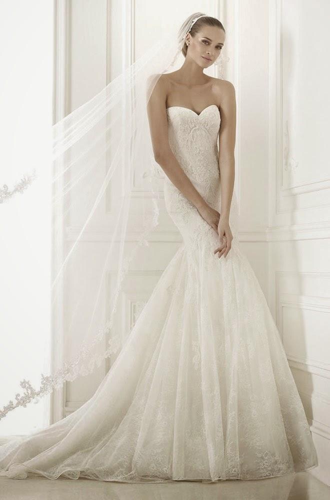 Bridal Gowns Ri : Pronovias bridal collections part belle the