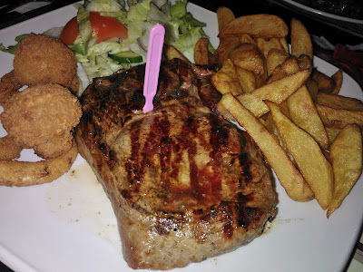 Mickey Lavins Steak Bristol