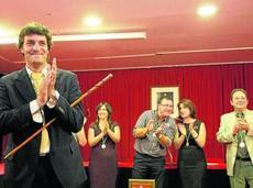 GUILLERMO RUIZ ACCEDE DEFINITIVAMENTE A LA ALCALDÍA