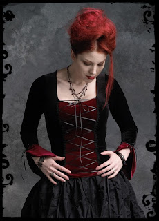 Custom Gothic Wedding Dresses