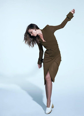 Miranda Kerr Sunday Times Style Magazine Photoshoot - Beautiful Female Photos