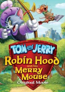 Ver Película Tom y Jerry: Robin Hood y el raton de Sherwood Online Gratis (2012)