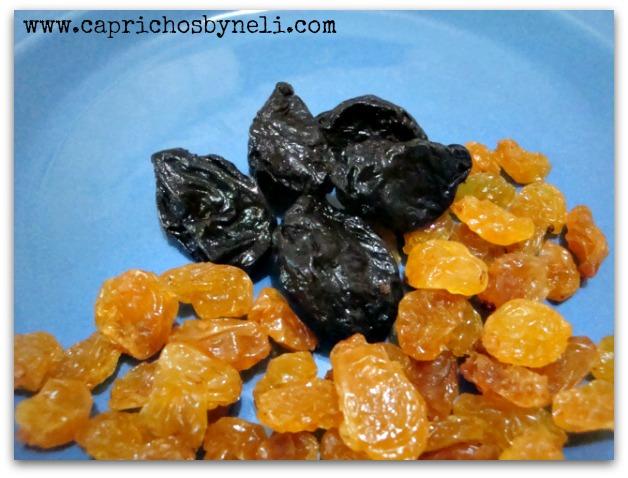Ameixa seca, uva passa e dicas para emagrecer