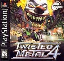 Download Games Twisted Metal 4 For PC Full Version