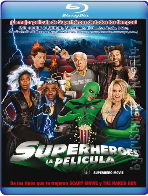 Superhéroes: La Película (Español Latino) (BRrip)