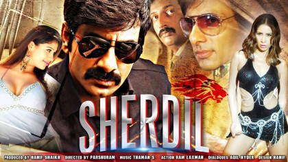 Sher Dil 2015 Hindi Dub WEBRip 480p 350mb