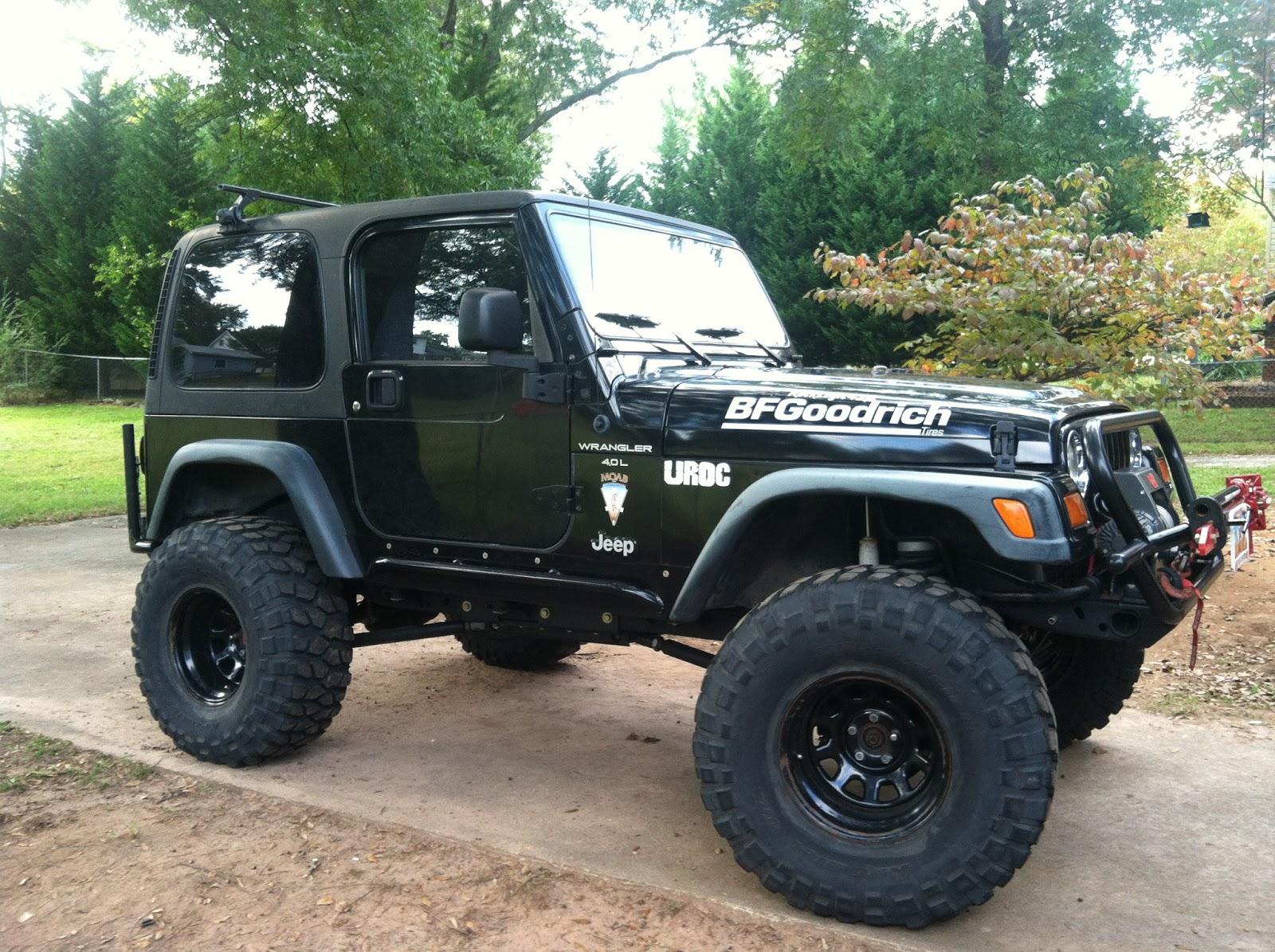 Jd s blacksheep 1997 jeep wrangler