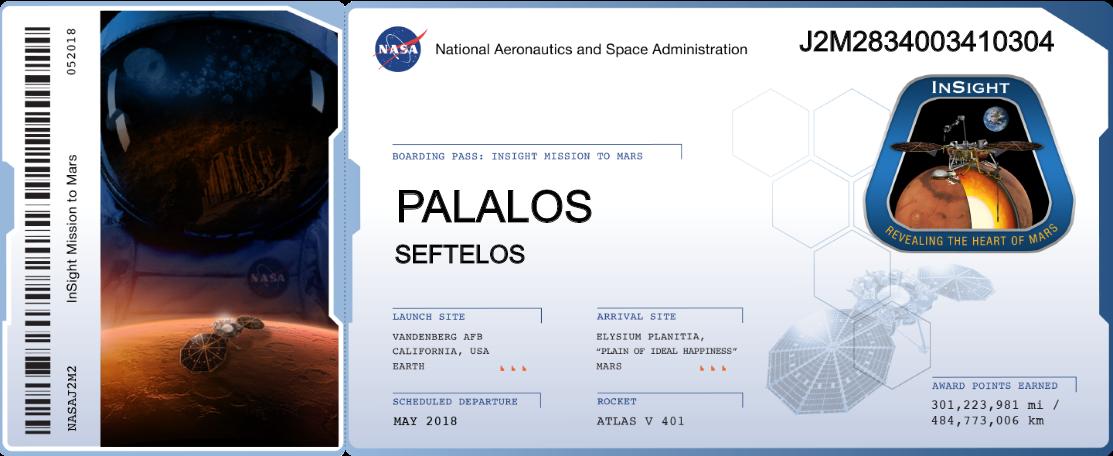 PALALOS...ON MARS...