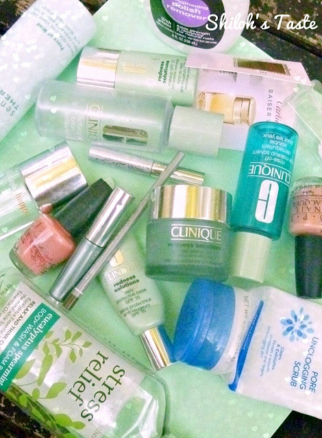 Empties July and August 2013 | Shiloh's Taste #makeup #clinique #empties