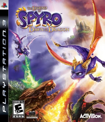 The Legend of Spyro Dawn of the Dragon EUR JB PS3-NextLevel