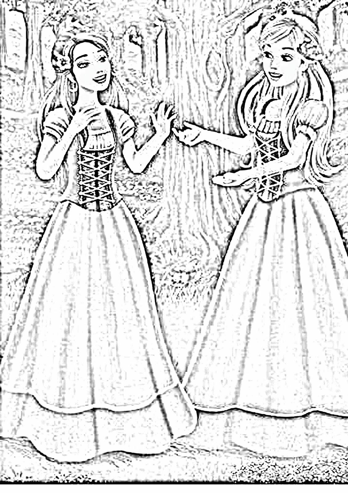 desenho para pintar da barbie castelo de diamante pintando desenhos