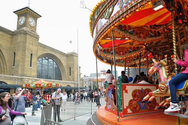 King's+Cross+Carnival+Festival+Carousel