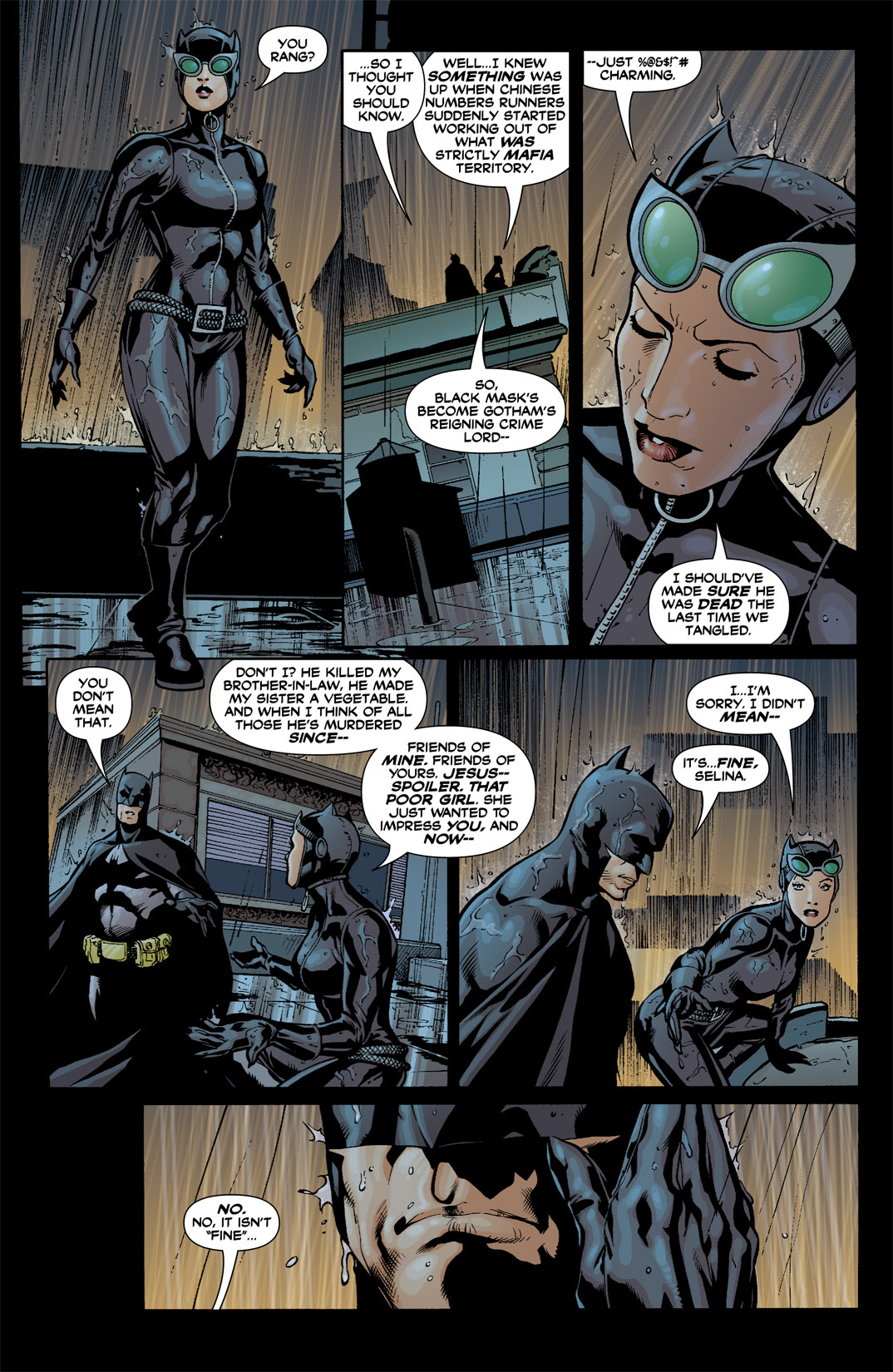 Detective Comics (1937) Issue #800 Page 28