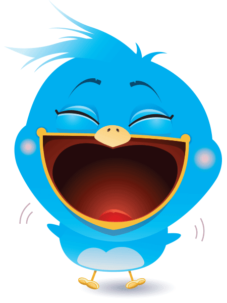 Big Laugh Bird Icon