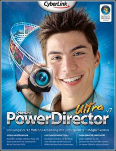 Download CyberLink PowerDirector Ultra v10.0