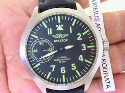 AVIATOR MILITARY - MANUAL WINDING 3105