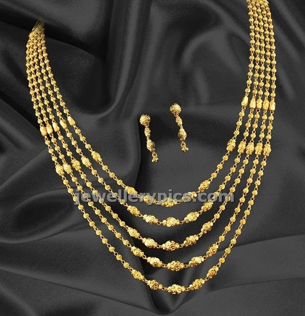 chandraharam gold jewellery