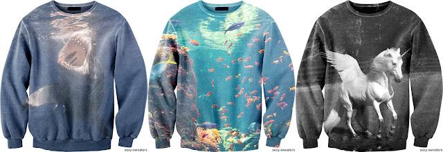 My fav Sexy-sweaters