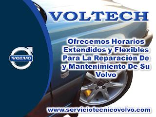 Taller Volvo VOLTECH