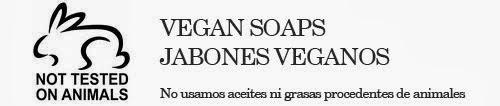 Vegan soaps-Jabones veganos