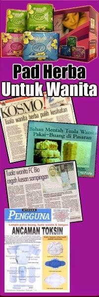 harga bio sanitary pad malaysia, harga pad herba termurah, harga pad herba murah, harga pad herba avail murah,