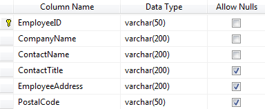 How to import /export database data from /to csv/xml/Excel using ASP