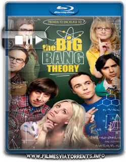 The Big Bang Theory 1ª, 2ª, 3ª, 4ª, 5ª, 6ª, 7ª, 8ª, 9ª e 10ª Temporada