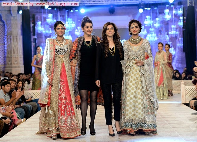 Nickie Nina Bridal Collection at PFDC BW-14 Day-3