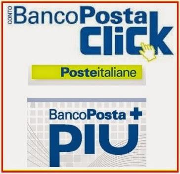 interessi conto bancoposta più o click in promozione