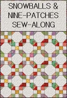 Snowball & Nine Patch Sew-Along
